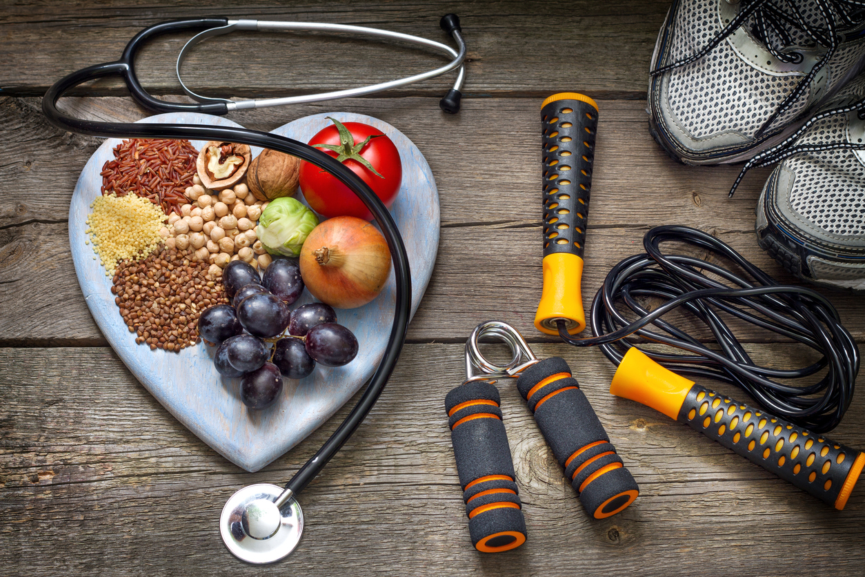 Staying Healthy After Loss